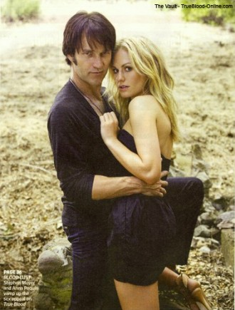 Sookie Stackhouse and Bill Compton - True Blood